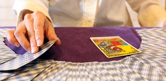 タロットカードのイメージ